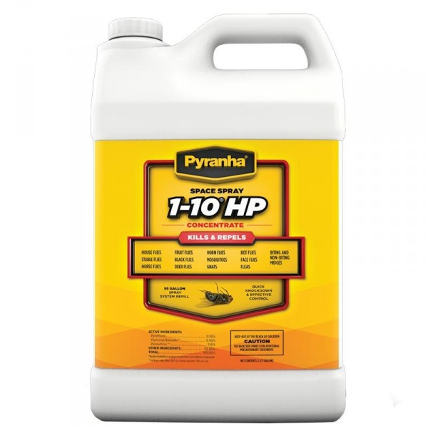 1-10 HP Concentrate for 55 Gallon Spray System