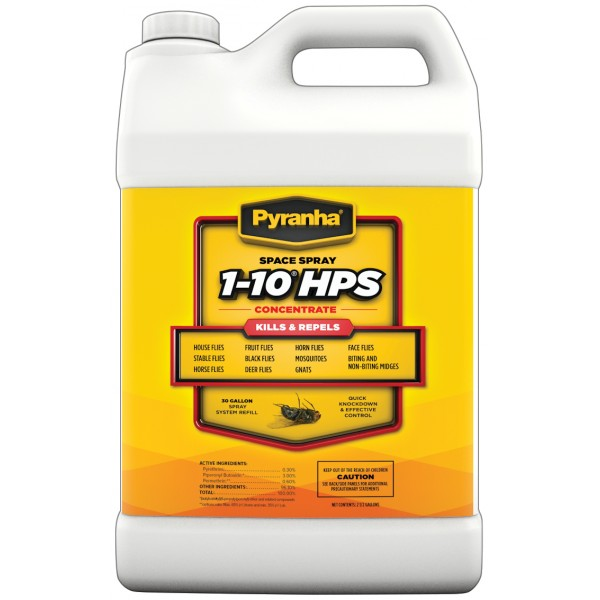 1-10 HPS Concentrate for 30 Gallon Spray System