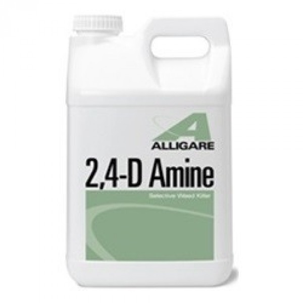 2,4-D Amine Selective Weed Killer