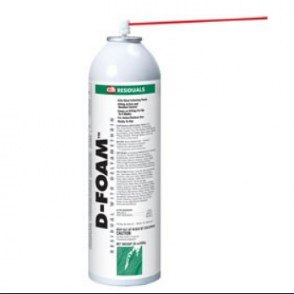 D-Foam Insecticide