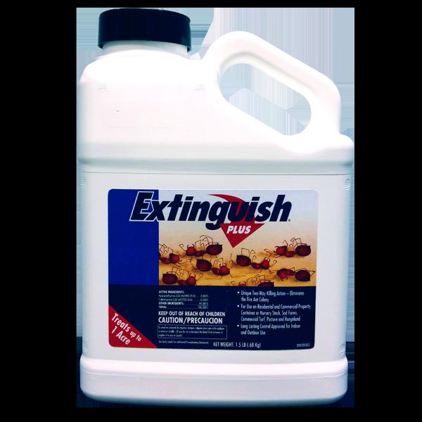 Extinguish Plus Fire Ant Bait Solutions Pest Lawn