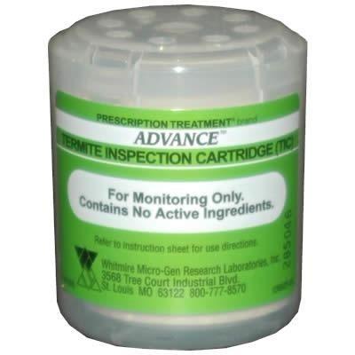Advance Termite Inspection Cartridges 25ct