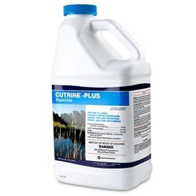 Cutrine Plus Aquatic Herbicide