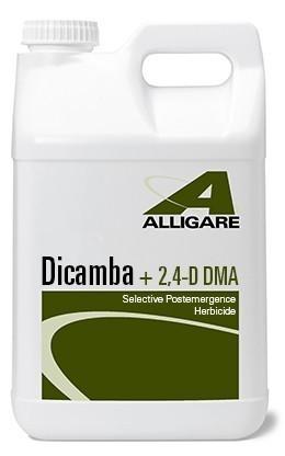 Dicamba + 2 4-D Herbicide