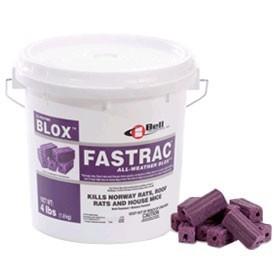 Fastrac Blox Rat Poison Bait