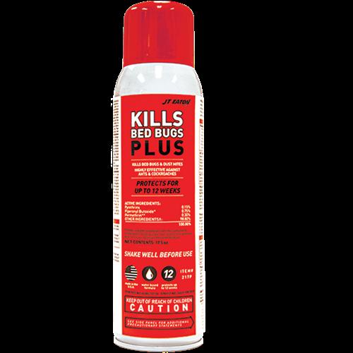 JT Eaton Kills Bed Bug Plus Spray Aerosol