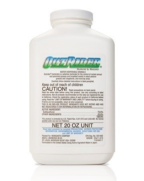 Outrider Herbicide