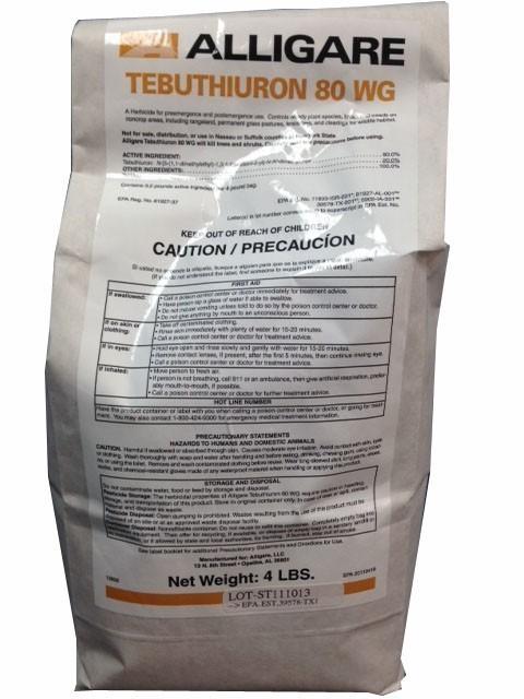 Tebuthiuron 80wg Herbicide