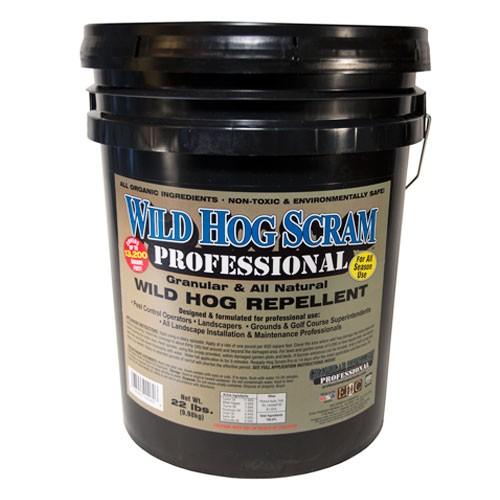 Wild Hog Scram Professional 22 pound