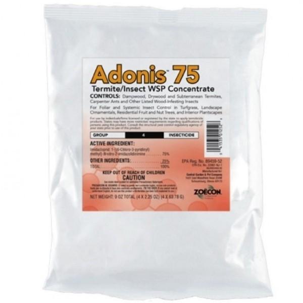 Adonis 75 Wsp Imidacloprid Solutions Pest Amp Lawn